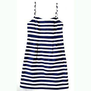 Gap Striped Dress Sz 8